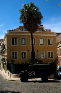 Oasis Backpackers Mansion Lisbon